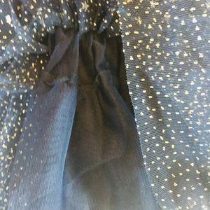 The Children's Place Dresses - Girl's Long Sleeve Tulle Skirts Shiny Star Tutu